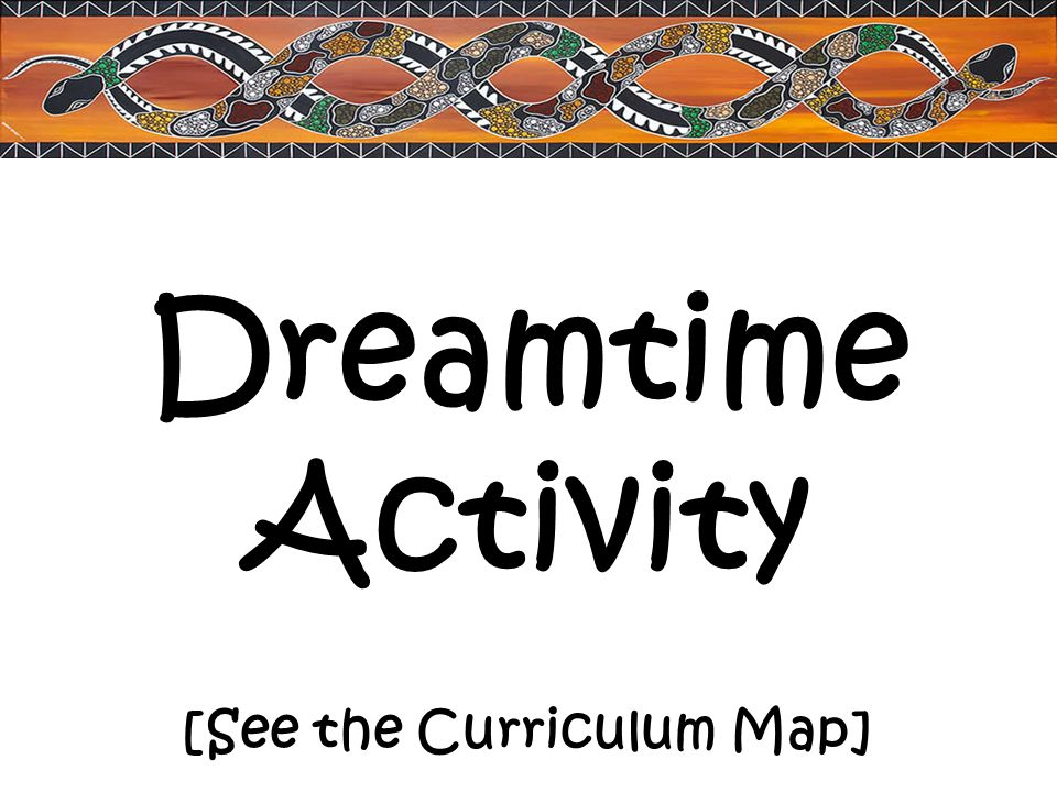 [See the Curriculum Map]